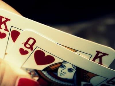 Дама и поп купа - карти
