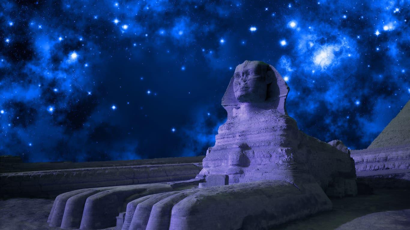 ЗАБРАВЕНИТЕ ХОРОСКОПИ – ЛУНАТА НАД ЕГИПЕТ