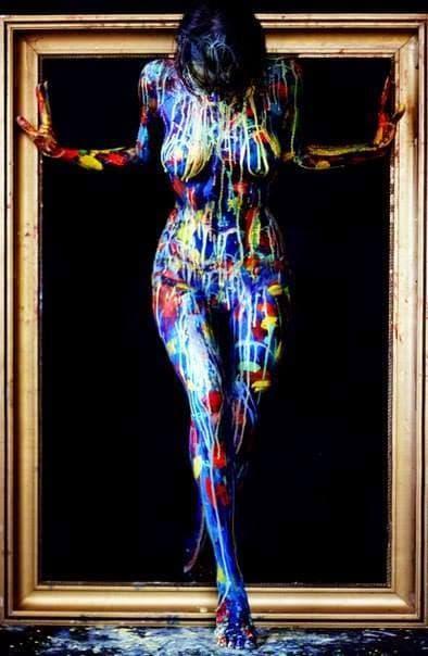 твоето тяло, казва, аз съм твоето тяло