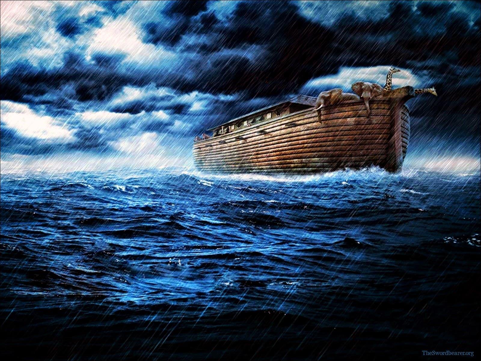 Родопите и ковчега на Ной