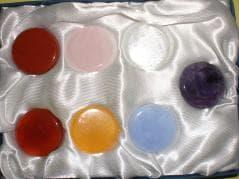 Чакра камъните и вибрационна медицина