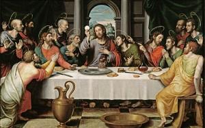 тайната вечеря - астрологичен поглед