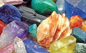 Всеки човек има своята група от кристали