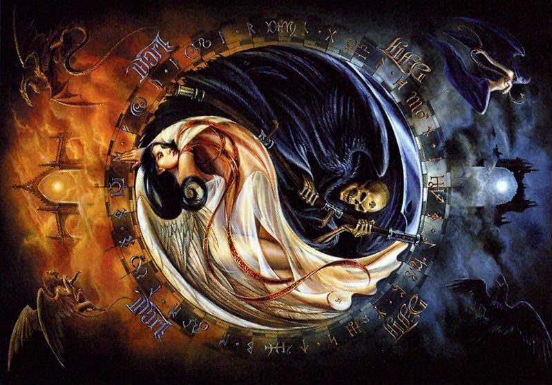 Демони и чакри