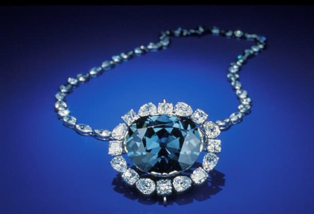 Проклятието на диаманта Хоуп