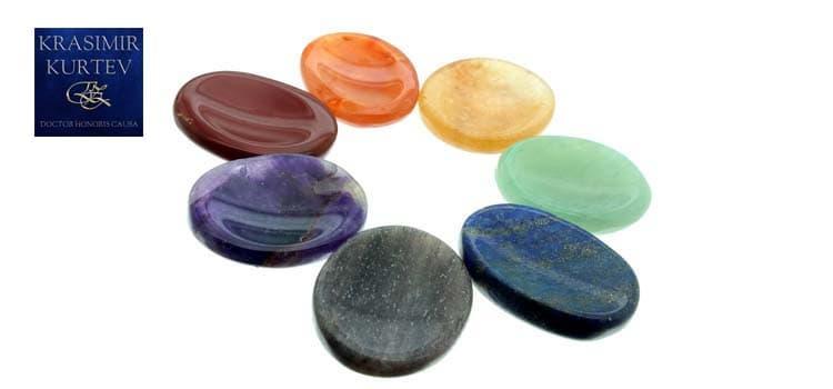Чакра камъните са Божествен план за човешкото здраве