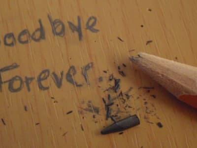 Сбогом за момента, мои грешни