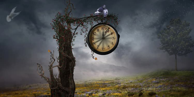 Закони, които определят Времето