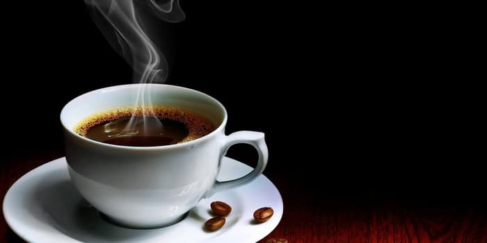 Чаша с кафе