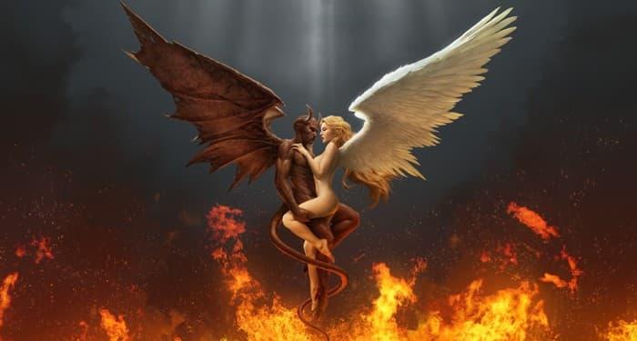 Демон и ангел