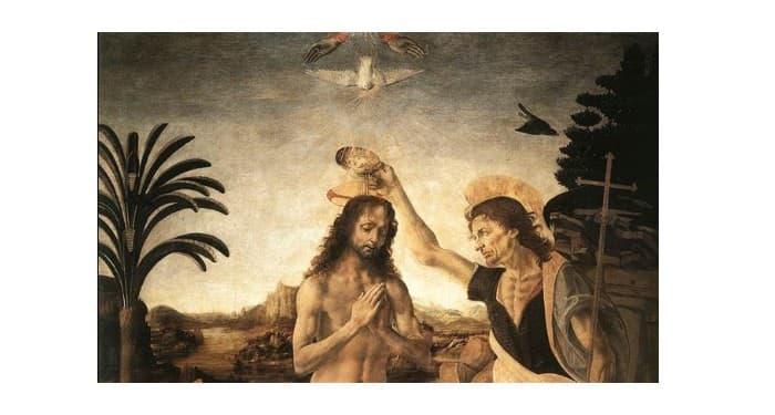 картина от Леонардо да Винчи