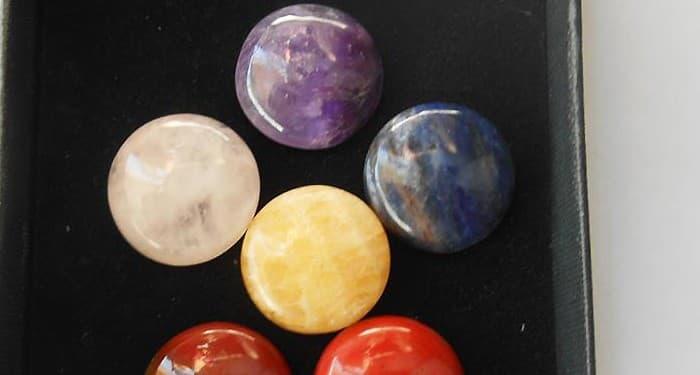 чакра-камъни