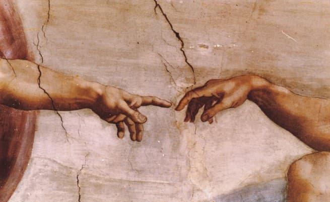 Творението и Аз-ът се срещнаха