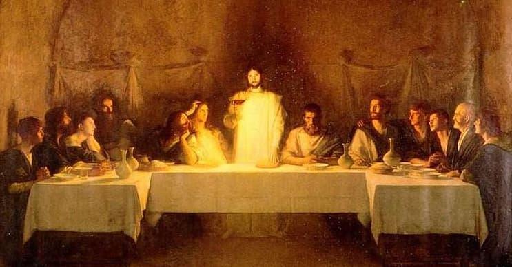Мистериите около Тайната вечеря