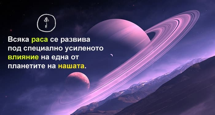 Покровителството на Сатурн
