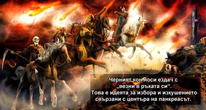 Чакрите в Откровението от Йоана