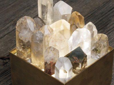 Минерали и кристали - дом и живот без негативна енергия
