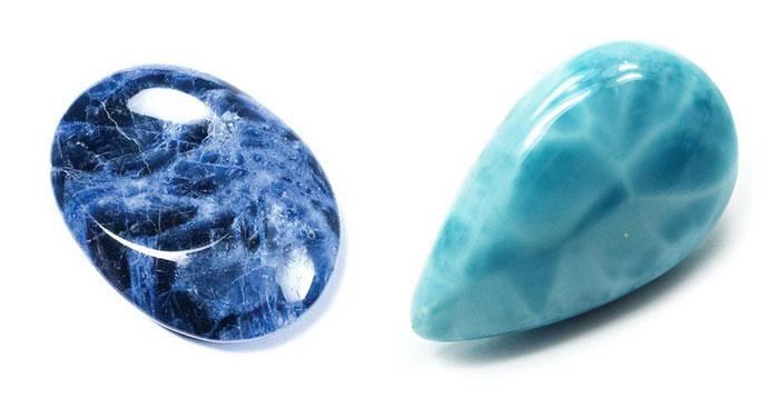 Содалит и Ларимар – Мистични и лечебни свойства