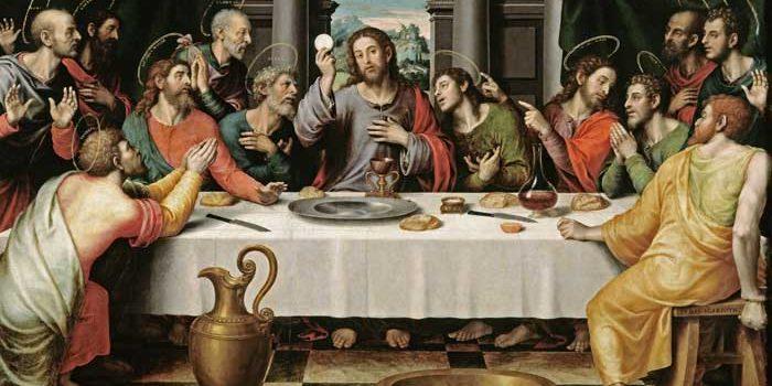 Евхаристията – Пречистване или канибализъм